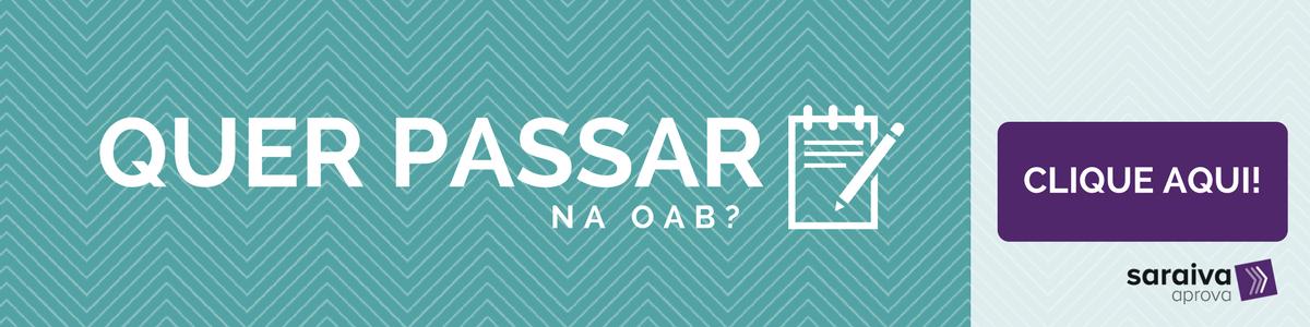 Curso para primeira fase OAB
