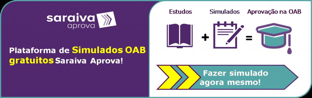 CTA - Simulado Gratuito OAB