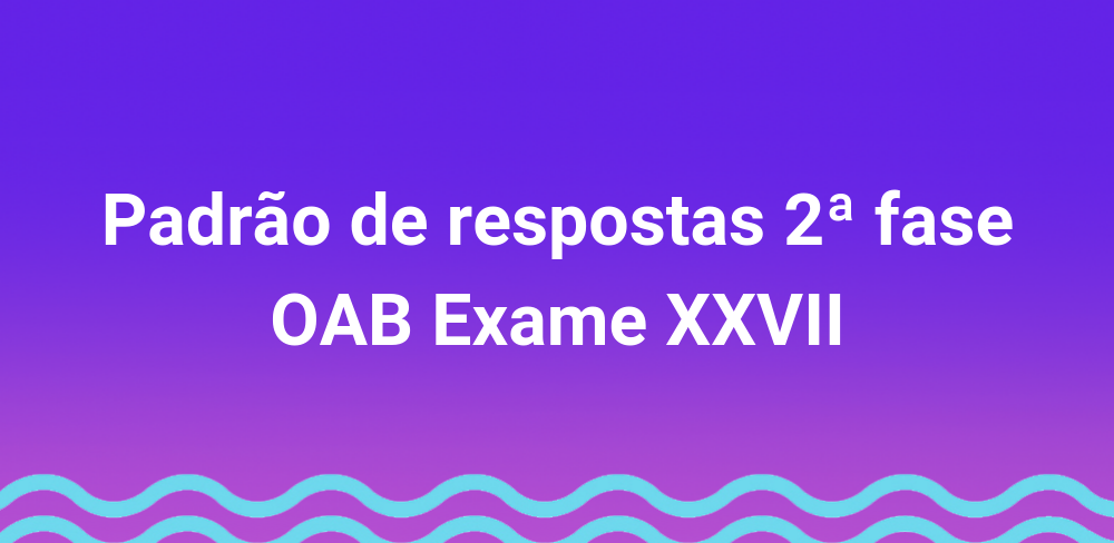 padrao-respostas-oab-xxvii